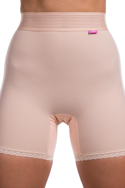 Silhouette Control Shapewear Shorts | LIPOELASTIC