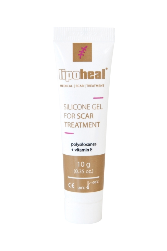 LIPOHEAL® - Silikongel zur Narbenpflege