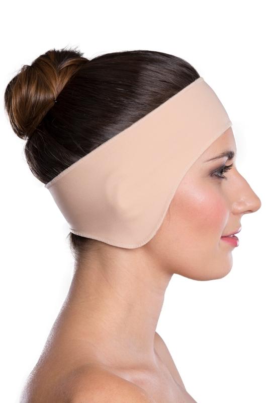 Kompressions-Stirnband PU   LIPOELASTIC
