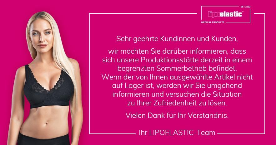 Banner - Information zum
