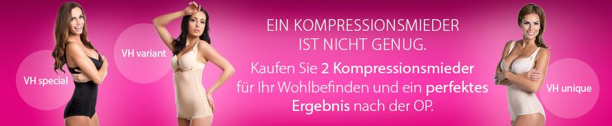 Kompressionshosen für Damen - Banner